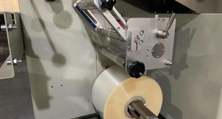 包装机装膜结构